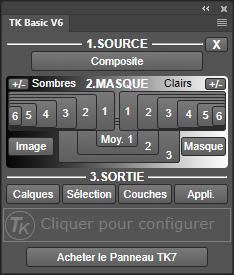 TK basic v.6 français
