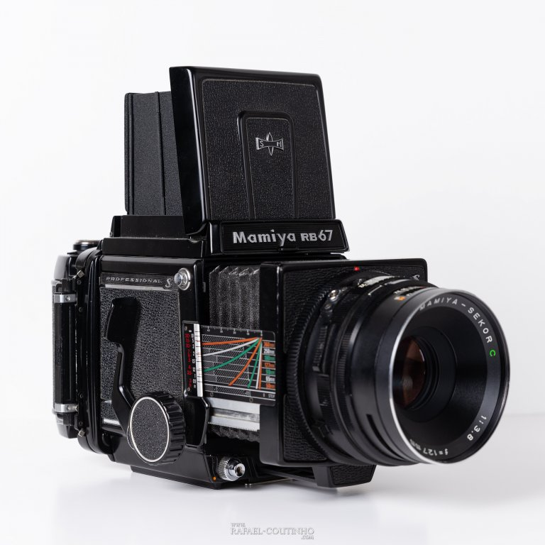 photo Mamiya RB67 Rafael Coutinho