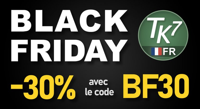 TK Panel TK7 Panel Black Friday -30%