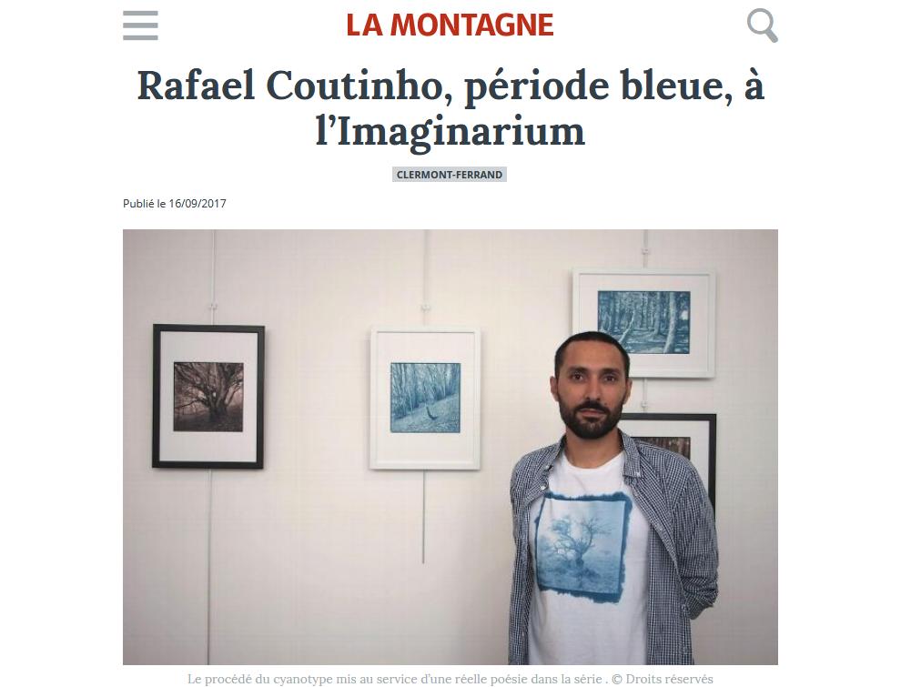 """photo LaMontagne - Expo """"Sous-bois ferriques"""" Rafael Coutinho"""